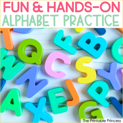 10 Fun Alphabet Practice Ideas for Kindergarten