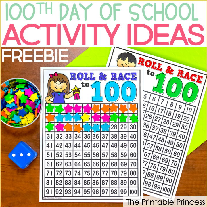 Ideas for the 100th Day of School