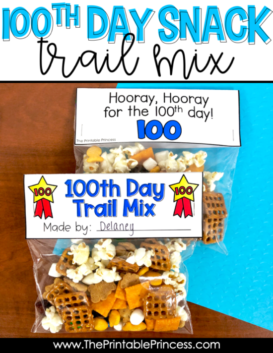 Kindergarten and first grade teachers know that the 100th day of school is the perfect excuse to have a little educational fun and break away from the daily routine. Find 100th day of school ideas that require little to no prep. Also be sure to grab a fun freebie that your students will love.. Included in this post are 100th day ideas for literacy, math, movement, stem, kindness, and of course..just for fun! All activities are appropriate for Kindergarten and first grade classrooms.