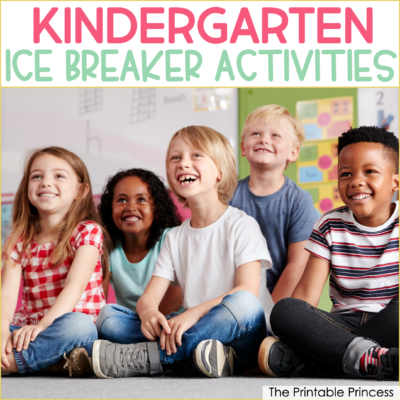 ice breakers for kindergarten