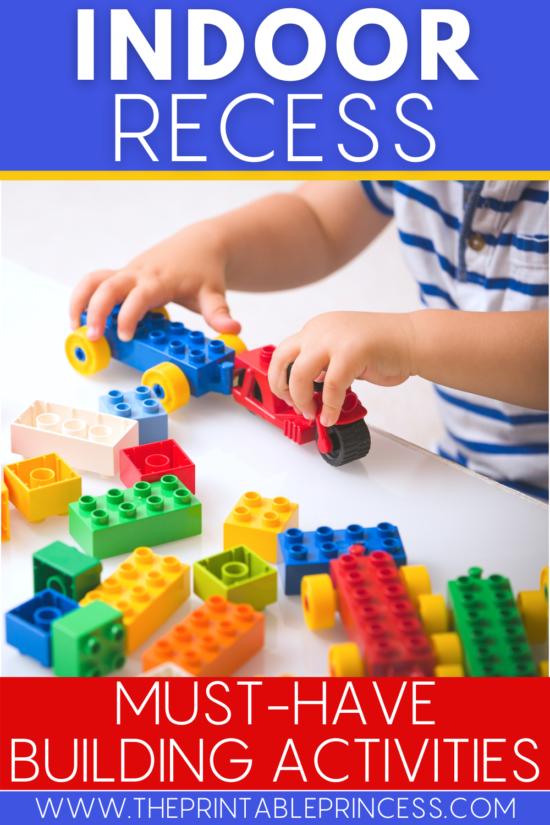 12 Indoor Recess Must-Haves