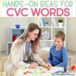 13 Manipulatives Every Kindergarten Teacher Needs to Teach CVC Words