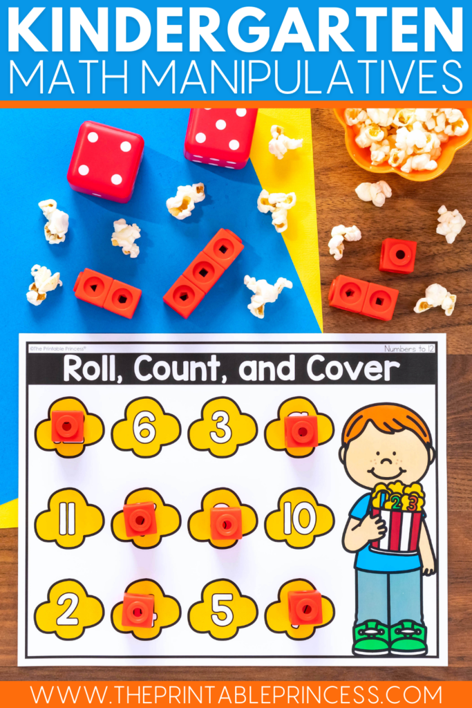 Roll, Count, and Cover Mats