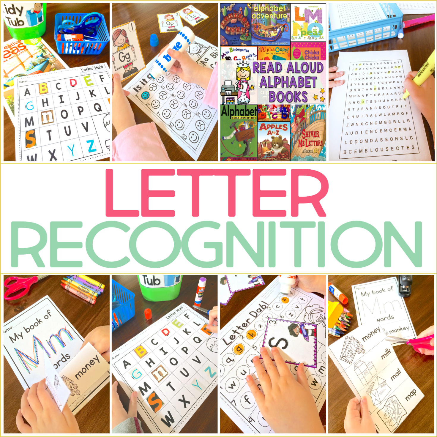 Learning Letters and Having Loads of Fun