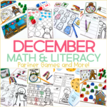 December Math and Literacy Fun {Plus Ideas for All Winter Long!}