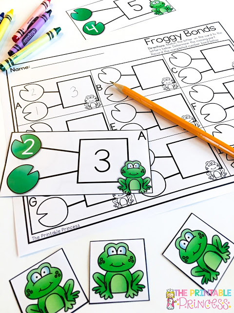 Are you on the lookout for spring activities for Kindergarten? Look no further! This post has math and literacy ideas that will work perfectly in your centers! Click through to see the 6 pack of centers in action. You'll receive teen numbers, counting, sight words, CVC words, beginning sounds, making words, change the sound, and MORE! The practice pages are great for morning work, small group work, sub tubs, remediation, or homework. Click through for all the details for your students!