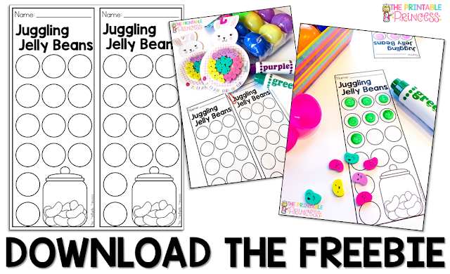 Let your preschool, Kindergarten, and 1st grade students work on comparing numbers with this spring freebie! They're going to love it for math center, stations, games, partner work, and more! It's the perfect math activity to use during the spring months of March, April, and May! You can use it for Easter or any of the spring seasons by changing the manipulatives included. So stop over and grab your FREE copy today! Your preK, Kinder, and 1st graders are going to love it!