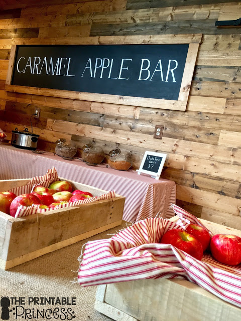How awesome is this caramel apple bar! You could do this in your classroom, for the teachers' lounge, or even at your own home! Click through to get toppings ideas and learn how it worked for this educator. Great idea for the fall season - whether that's September, October, or November where you live!