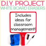 DIY Easy and Cheap Erasers for Whiteboards