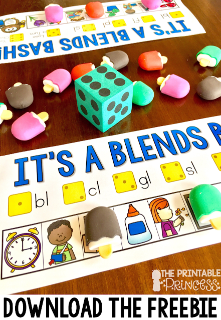 Looking for some learning games to keep your Kindergarteners engaged at the end of the year or during summer school? Check out the math and literacy freebies and ideas in this post. You'll find activities to keep your kiddos on task and having fun!