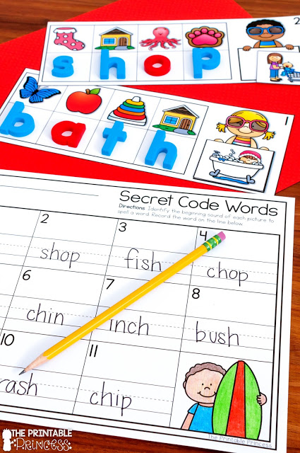 Keep learning and engagement strong with these fun summer centers for Kindergarten.Use them to finish your year or in summer school. Be sure to grab a couple of freebies to help you finish the year off right. You'll find activities for digraphs, short and long vowels, numbers to 100, teen numbers, number words, addition & subtraction, and more!