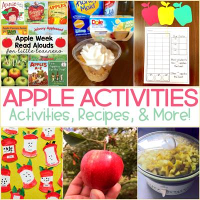 Apple Week Activities