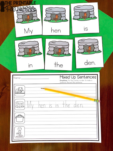CVC words are kind of a big deal in Kindergarten. Once students master letter sounds the next step is blending to make words. As Kindergarten teachers, we need to provide our students with practice and repeated exposure through activities, games, centers, and more. That's just what you'll find in this post. Lots of great ideas to incorporate engaging and hands-on activities to teach CVC Words in Kindergarten. Also, click through for an exclusive sampler freebie!
