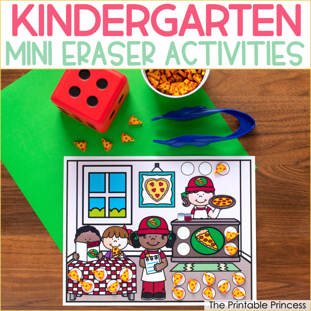 5 Ways to Use Mini Erasers in the Classroom