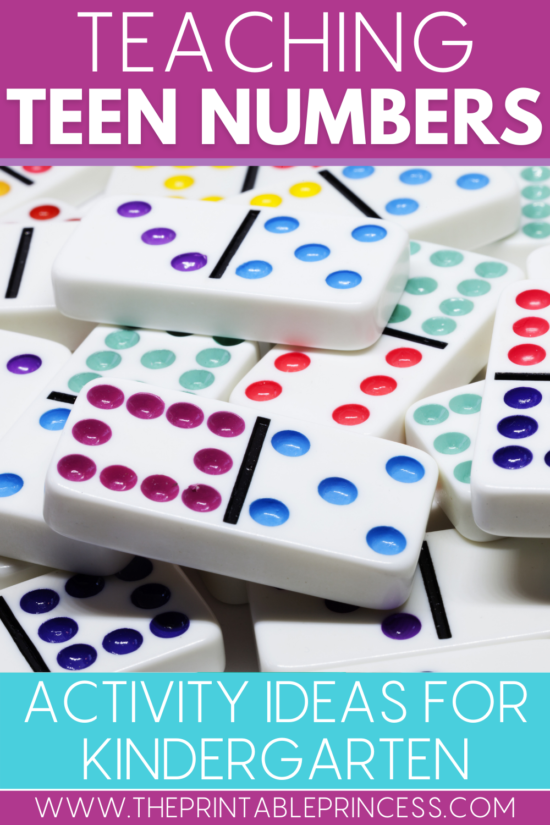 6 Ways to Teach Tricky Teen Numbers