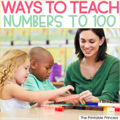 8 Activities for Teaching Numbers to 100