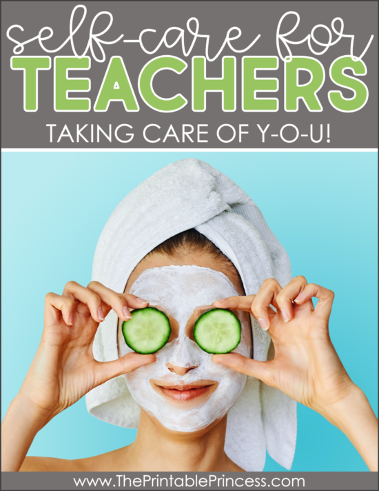8 Self Care Tips For Teachers