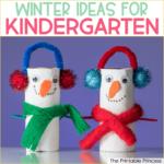 8 Winter Learning Ideas for Kindergarten