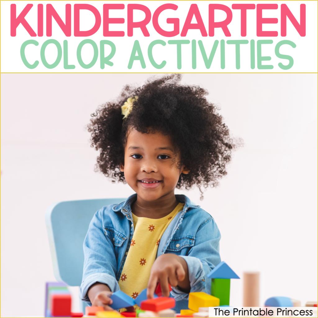 10 Activities for Teaching Colors in Kindergarten
