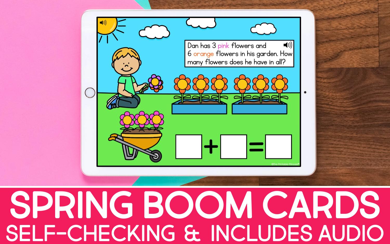 April Spring Boom Cards