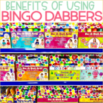 Benefits of Using Bingo Dabbers in the Classroom