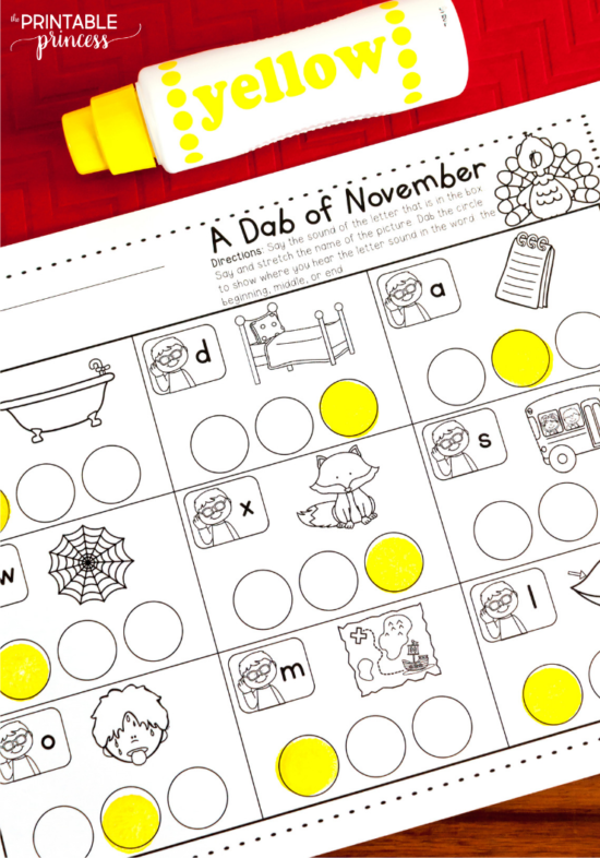 There's so many great benefits of using bingo dabbers in the kindergarten classroom. From hand-eye coordination to fine motor skills and more. Read about those benefits plus bingo dabber activities that will help your kindergarten students learn and have fun at the same time.