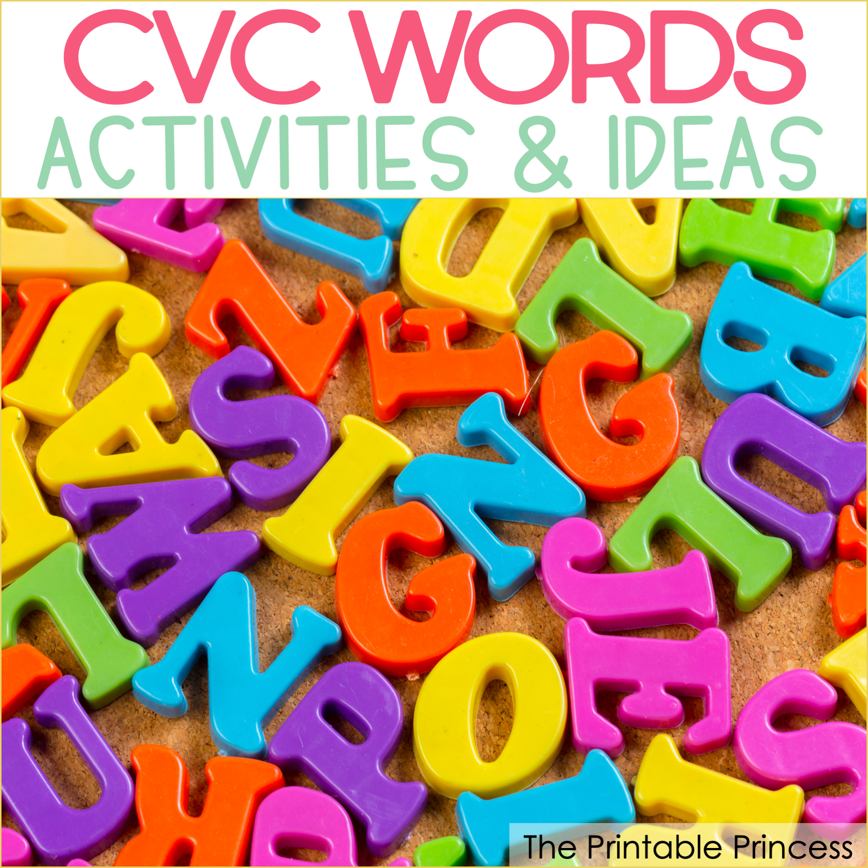 CVC Words: What Are They and Why Are They Important?