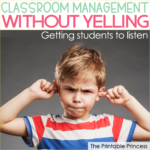 Classroom Management without Yelling