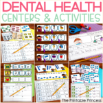 Dental Health Centers for Kindergarten