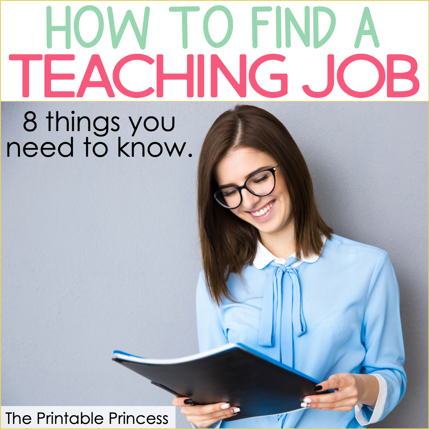 Tips for Finding a Teaching Job