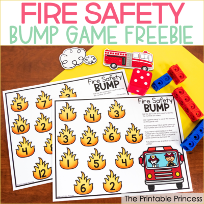 Free Fire Safety Math Game