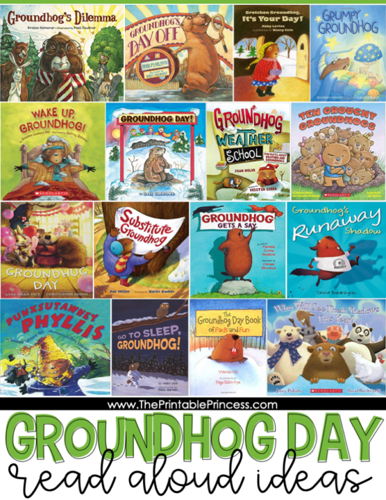 Your students will love the Groundhog Day activities and freebies shared in this blog post. You'll find ideas for literacy and math as well as read-aloud suggestions. Also included are two Groundhog Day freebies that are perfect for the Kindergarten and First Grade!