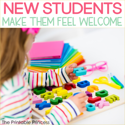 Making New Students Feel Welcome