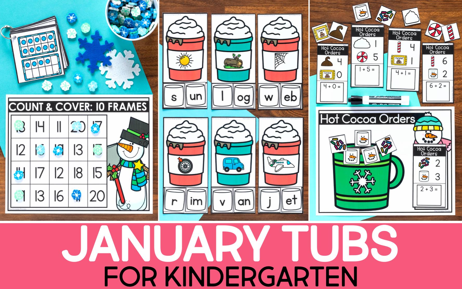 January Tubs