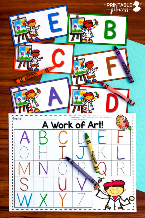 Planning for Kindergarten back to school centers? Check out this blog post with tons of ideas. You'll find hands on activities to teach letters and numbers. The center activities for kindergarten are student-friendly, hands-on, and simple enough for the first few weeks of school. You'll also find two FREE centers on this blog post, so click through and download your copy.
