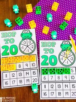 Math Worksheets Kindergarten Numbers 11 20