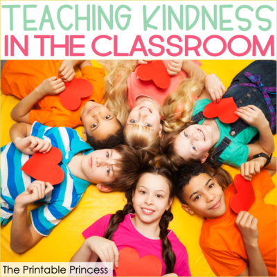 7 Ways to Practice Kindness in the Classroom