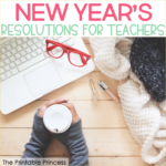10 New Year's Resolutions for Teachers