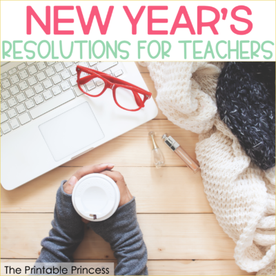 A new year means turning the page on the calendar for a fresh start. It also usually means reflection and resolutions. And no place can a fresh start have a bigger impact than in your classroom. Whether you teach PreK, Kindergarten, First Grade, or higher you'll find ideas to give you a new outlook and invigorated energy. Here are 10 new year's resolutions for teachers that will inspire you to start January off with a bang!
