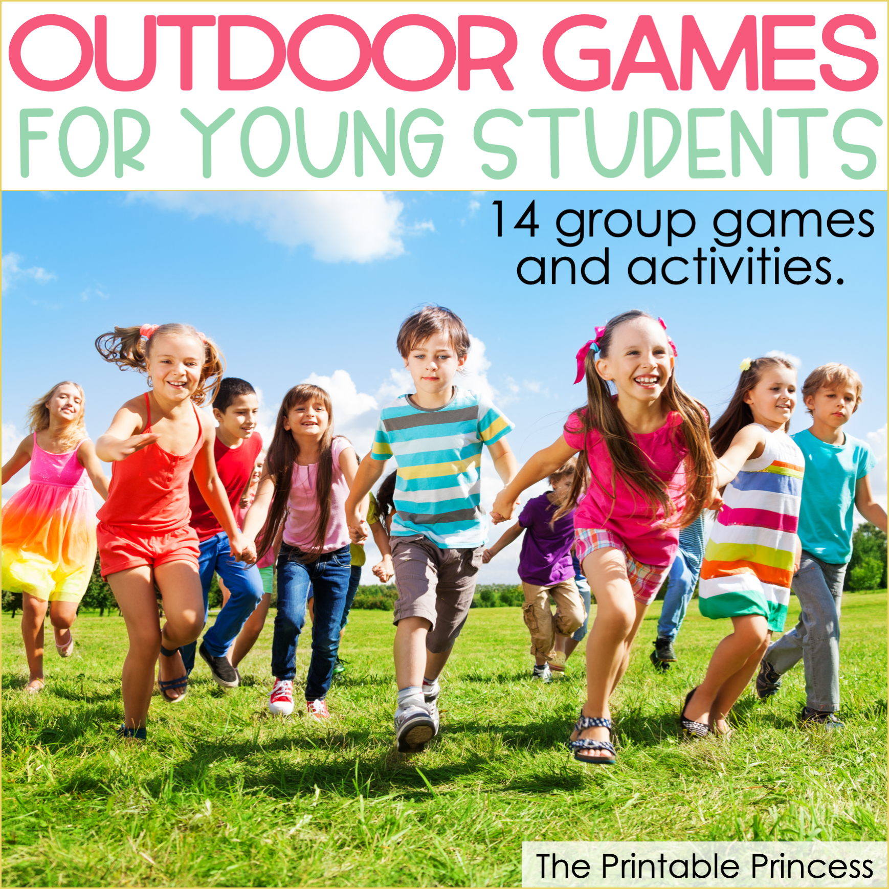 14 Outdoor And Activities For Kids