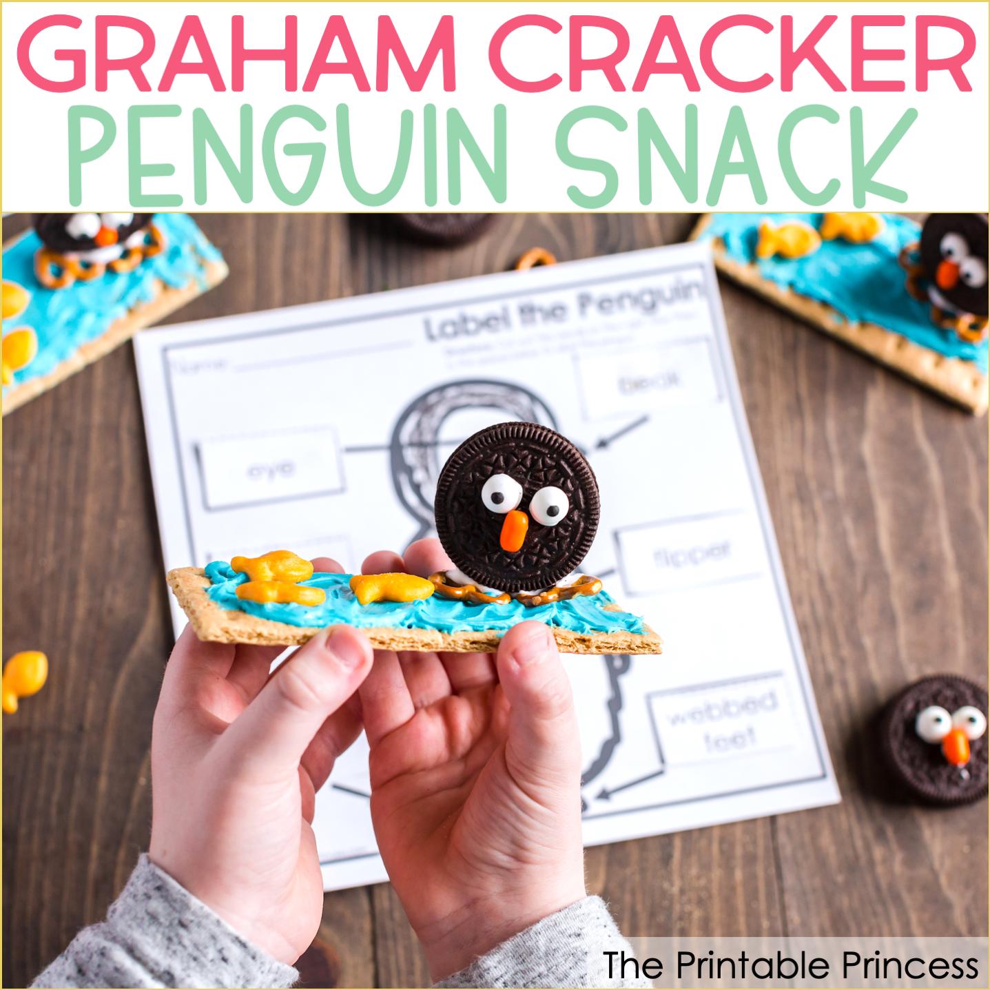 Penguin Snack Idea
