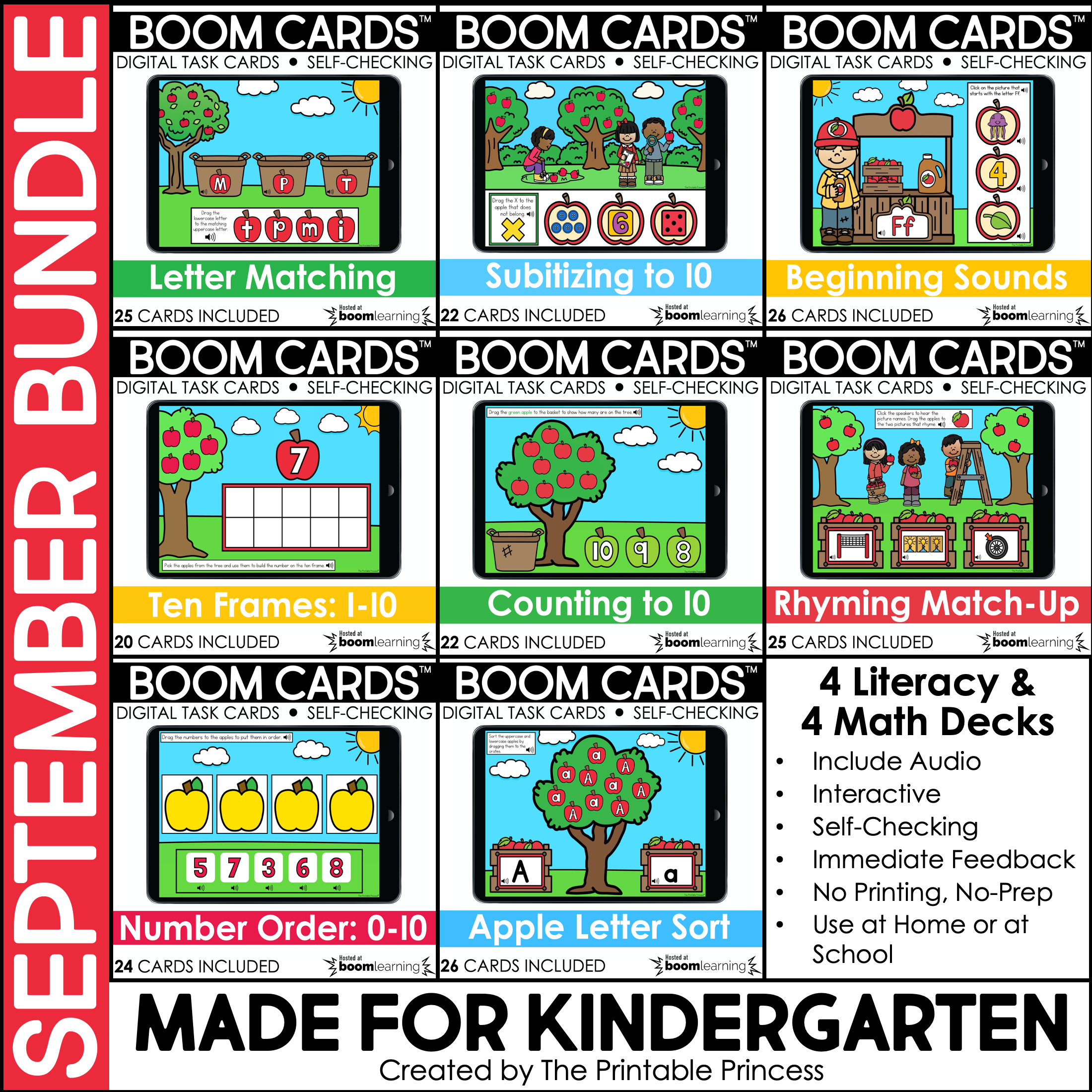 letters and sounds endless bundle