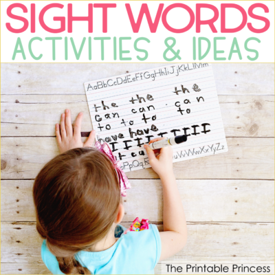 What Are Sight Words and Why Are They Important?