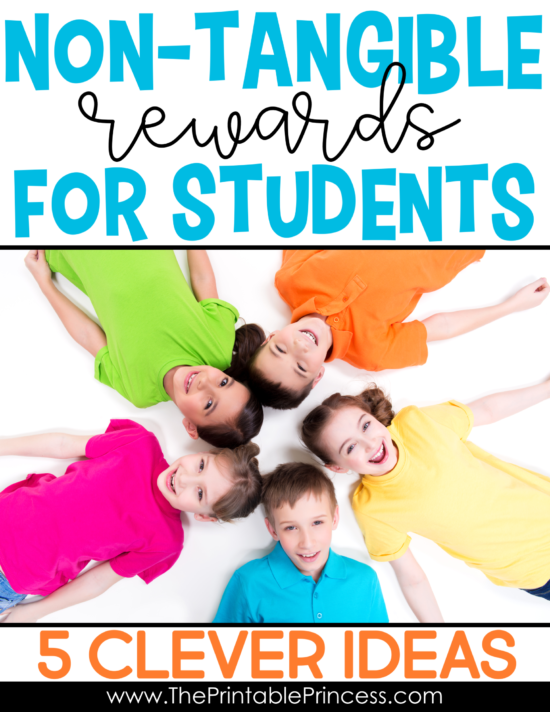Are you looking for inexpensive and easy-to-implement student rewards that kids will love? But don't want to shower your students with junky prizes or sweet treats? Here you'll find ideas for student rewards that are FREE and are NOT food related! They are perfect for any PreK, kindergarten, or first grade classroom.