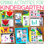 Hands-On Spring Activities for Kindergarten