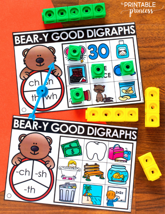 Grab this fun and FREE activity to help your students solidify those tricky blends and digraph skills! Perfect for Kindergarten or first grade. They're easy to prep - just print, cut and laminate!