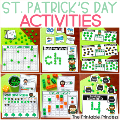 Hands-On St. Patrick's Day Activities for Kindergarten