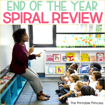 Strategies for End of Year Spiral Review