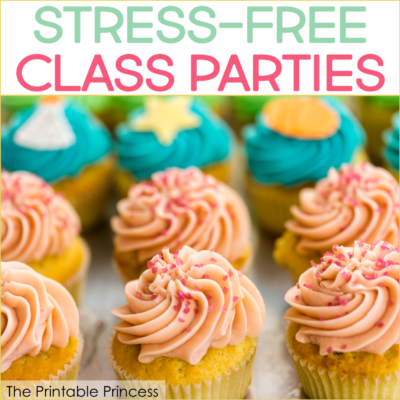 3 Rules for Stress-Free Classroom Parties