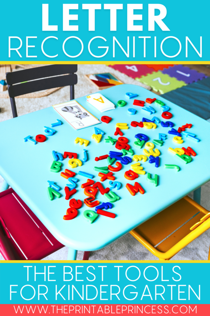 The Best Tools for Teaching Letter Recognition